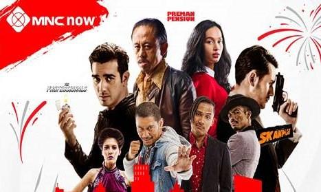 Film 'Preman Pensiun' Tayang Eksklusif di MNC Now