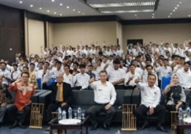 VSGA-DTS 2019 untuk Tingkatkan Kompetensi Lulusan SMK
