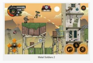 Metal Soldiers 2 2.39 Apk + Mod (Money/ unlocked) for android