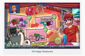 We Happy Restaurant 2.7.12 Apk + Mod (Increase) for android