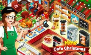 Cafe Panic : Cooking Restaurant 1.20.1a Apk + Mod (Unlimited Money)