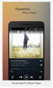 PowerAudio Pro Music Player 9.1.6 Apk for android