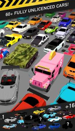 Thumb Drift – Furious Racing 1.4.995 Apk + Mod (Unlimited Money)