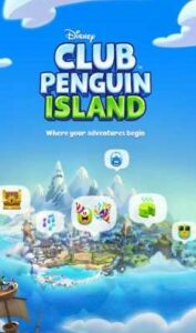 Club Penguin Island 1.10.1 Apk + Data for android