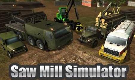 Sawmill Driver Simulator 3D Apk Mod (Money/unlocked)