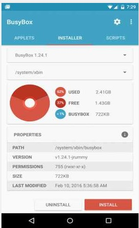 Busybox Pro v6.7.4.0 Apk for android